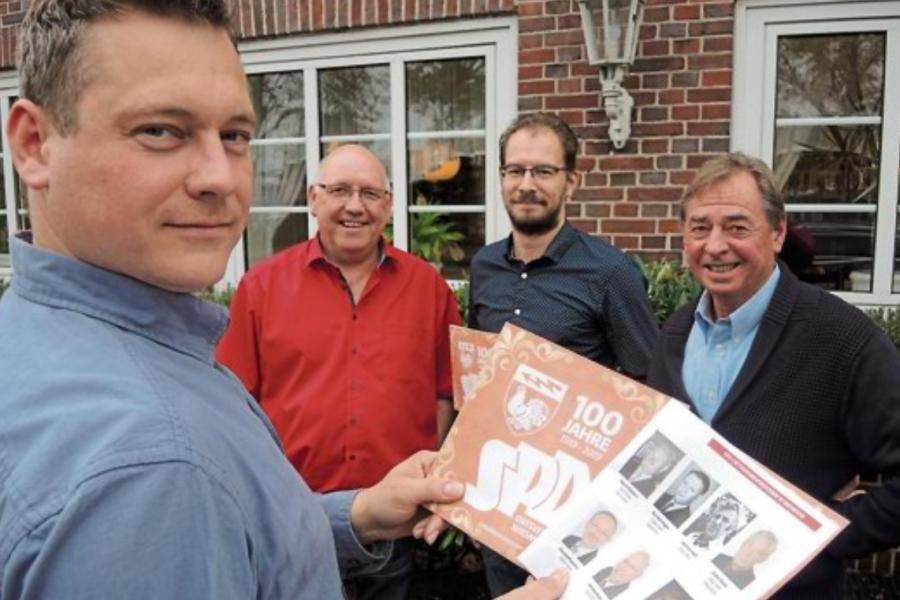 100 Jahre SPD Ortsverein Wiesmoor